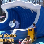 Surf Board Simulator
