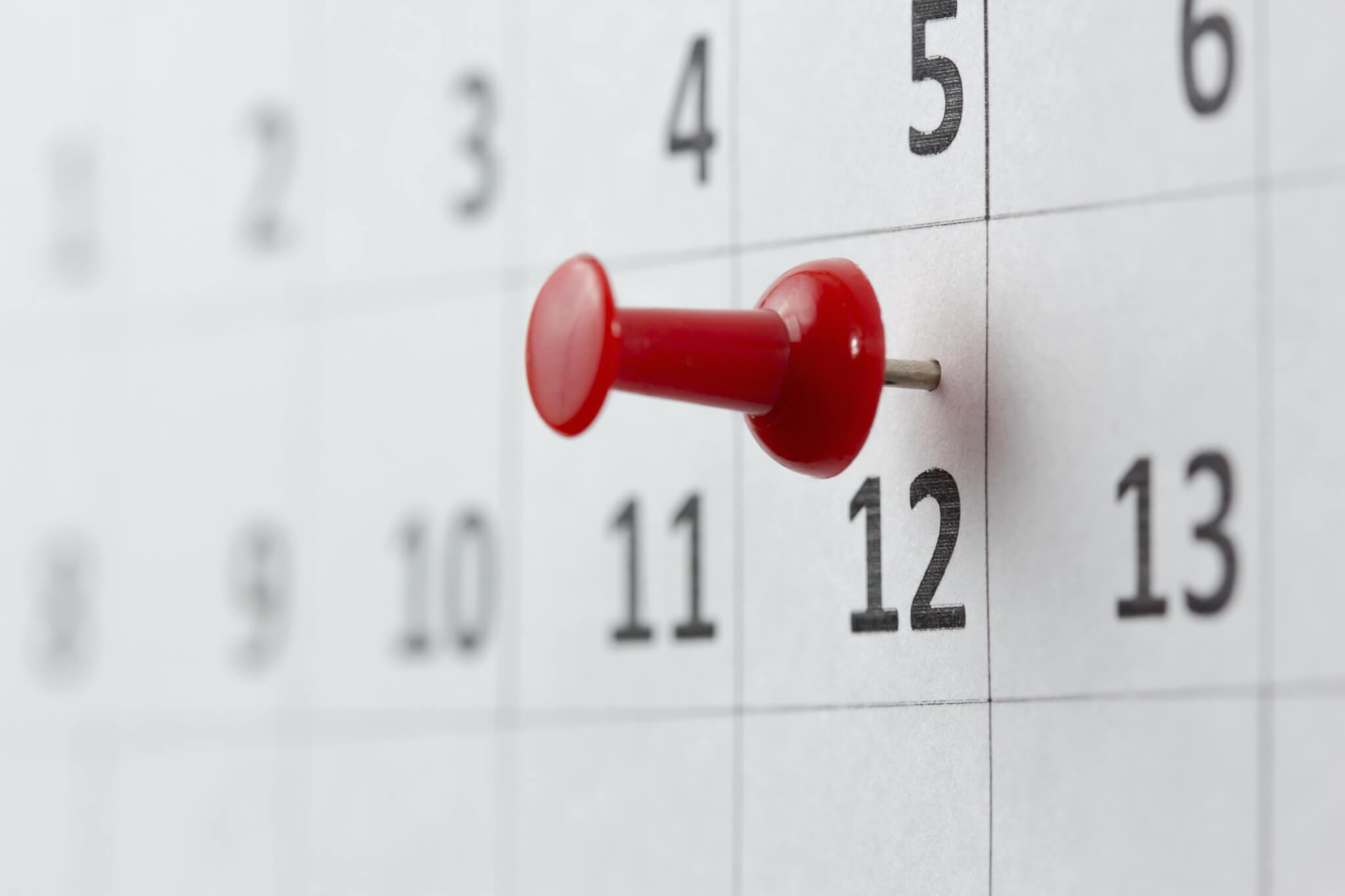 Schedule an Event