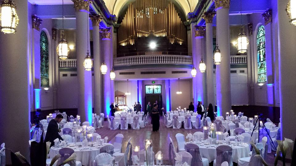 Uplighting Entertainment Unlimited Of Pittsburgh