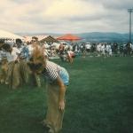 Kaptain Knucklehead Potato Sack Races
