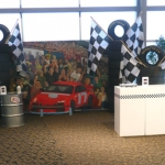 Themed Decor Nascar