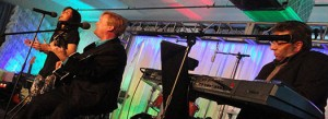 Jeff Jimerson & Airborne Trio, Jeff Jimerson is popularly known for singing the National Anthem at the PIttsburgh Penguin Games