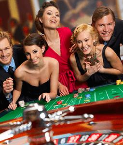 corporate casino fun