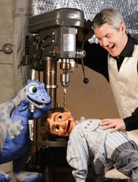 ventriloquist entertainment