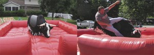mechanical bull, party entertainment, mechanical bull pittsburgh
