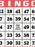 Bingo with entertainment unlmited