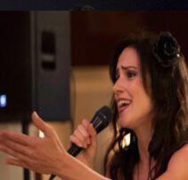 Vocalist & Pianist Carla