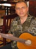 Guitarist John M.