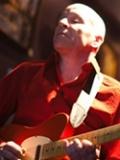 Guitarist Mark Lucas