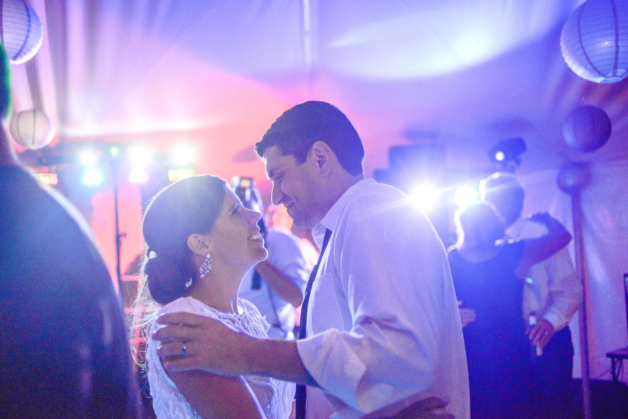 Could Dancing at Wedding
