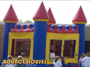 bounce house with entertainment unlimited