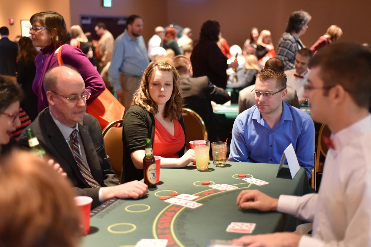 Casino Night Events Pittsburgh